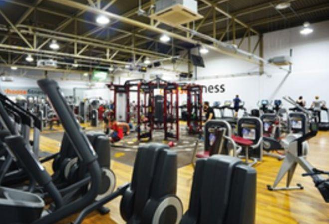 Fitness Village, Stadium