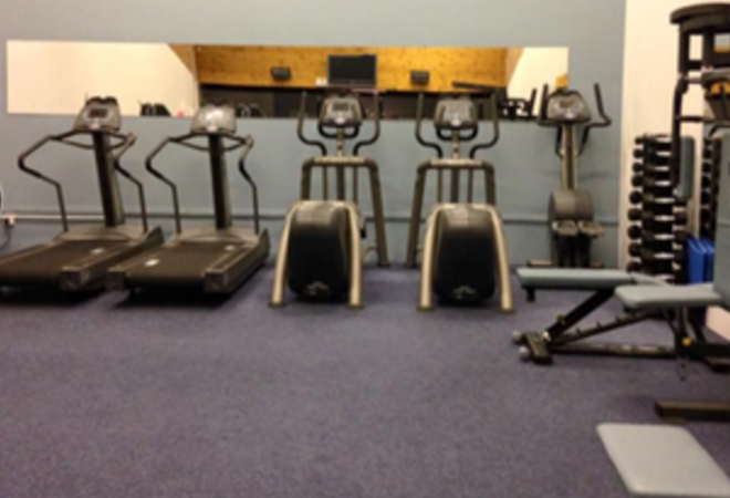 Brechin Golf Club Gym picture