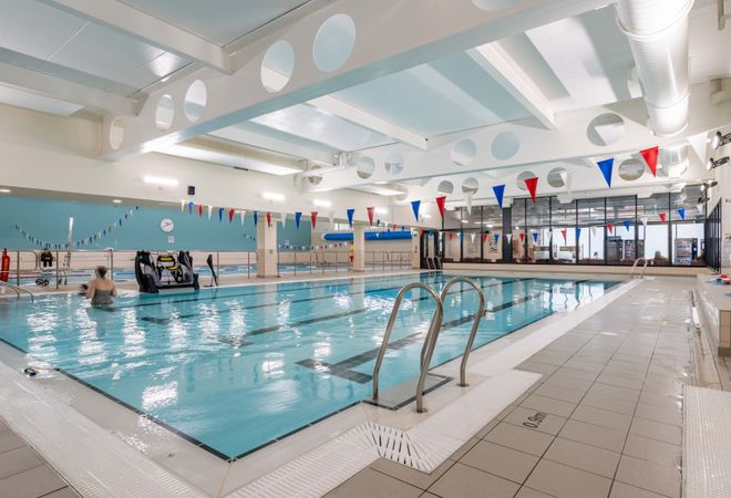 Tewkesbury Leisure Centre picture