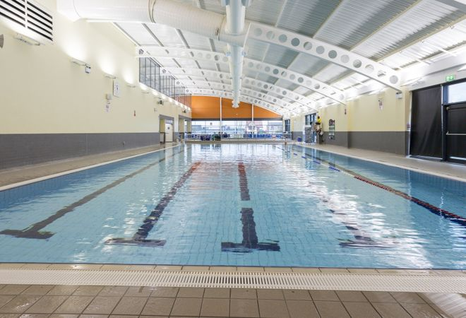 Ripley Leisure Centre picture