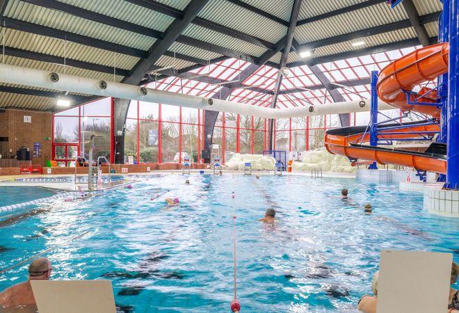Blackwater Leisure Centre picture