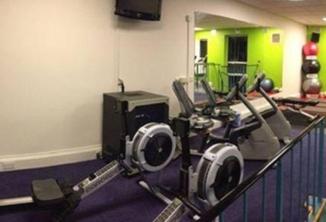 Leiston Leisure Centre picture