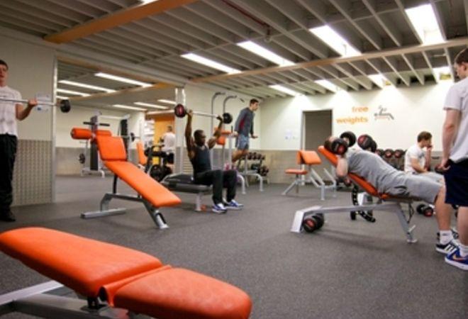 Welcome Gym Sutton
