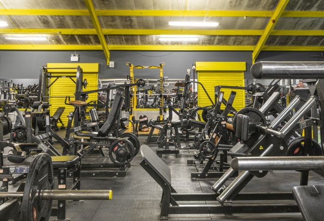 Stack House Gym Rayleigh