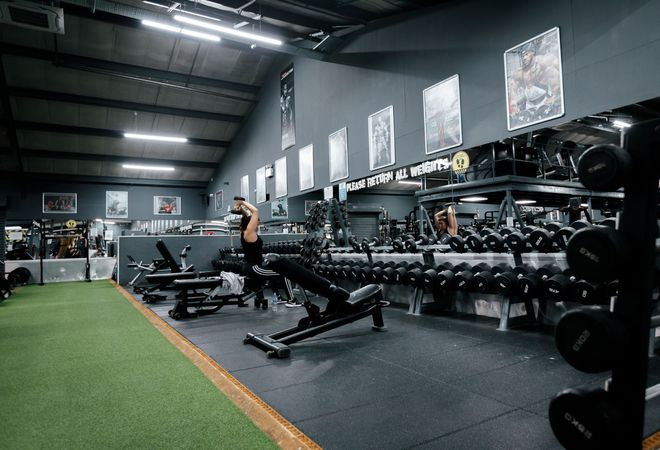 Stack House Gym Rayleigh picture