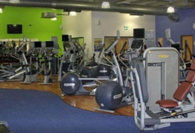 Farnborough Leisure Centre picture