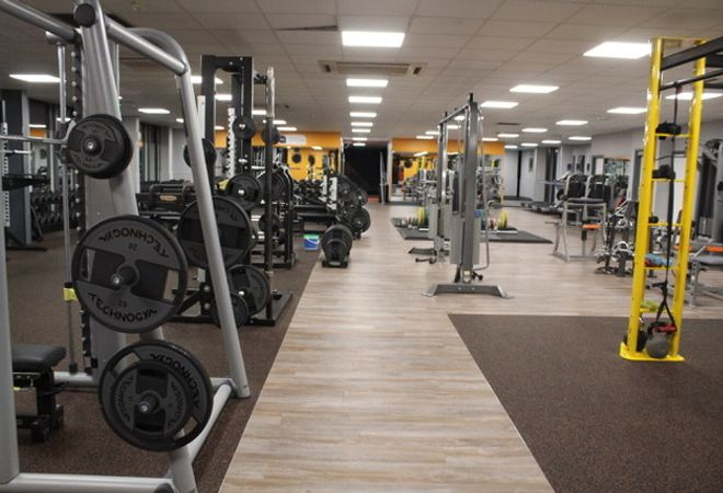 Places Gym Telford picture