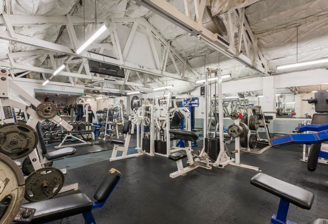 Spartan Gym Edinburgh picture