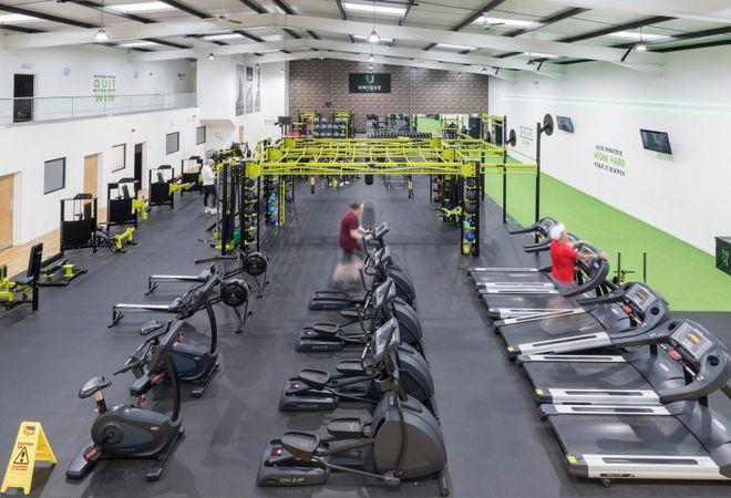 Gym Unique picture