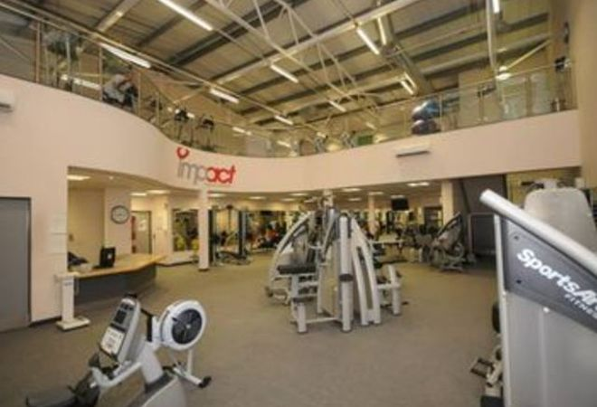 Impact Health & Fitness Gym picture