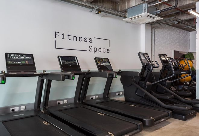Fitness Space - Bloomsbury picture