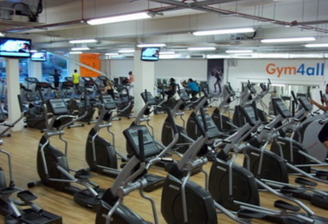 Gym4all Nottingham picture
