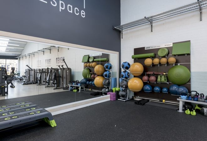 Fitness Space - York picture