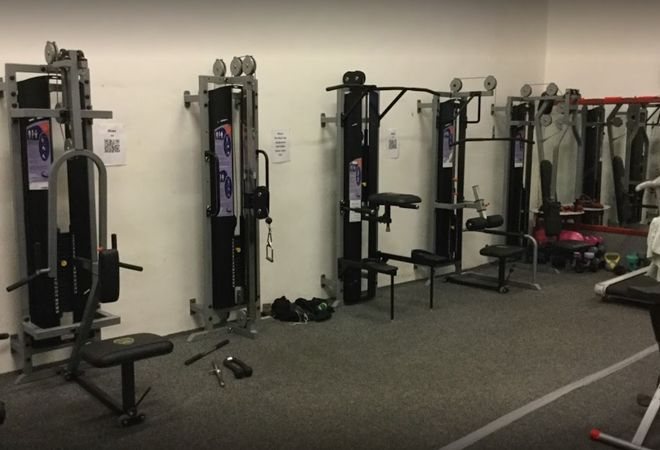 Phoenix Gym picture