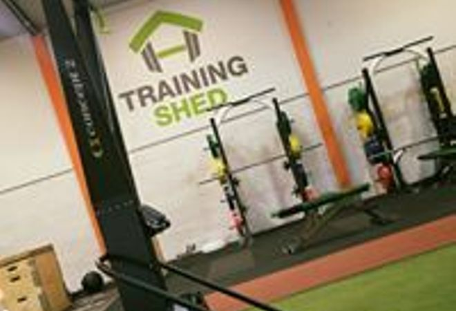 Training Shed picture