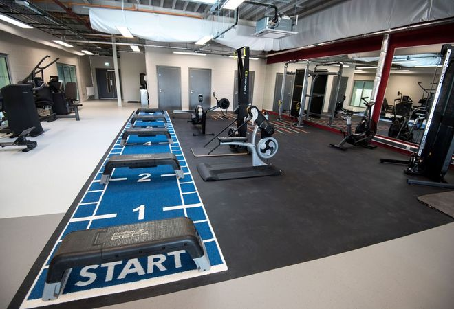 The Gym Mildenhall picture