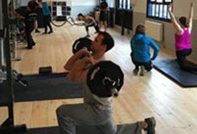 META Evolution Gym picture