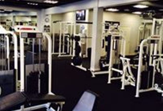 Evolution Gym picture