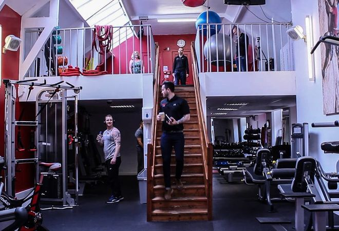 3d Health and Fitness Cupar