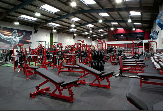 Ab Salute Gym Lakeside picture