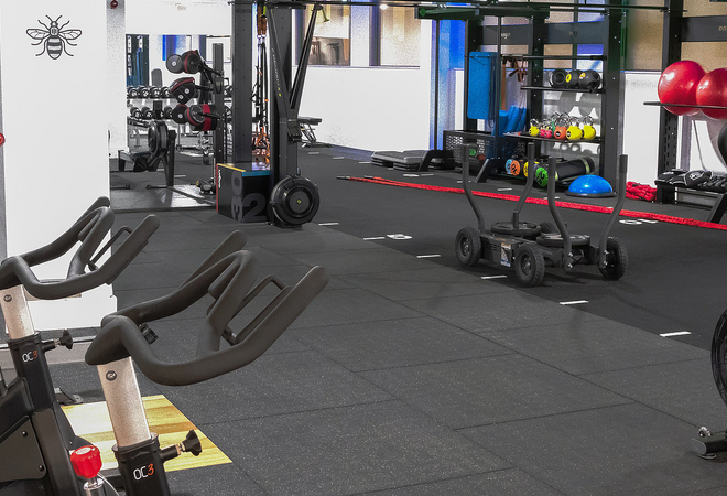 P1 Gym picture