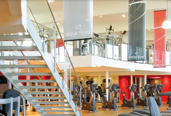 Lifestyle Fitness Deeside College picture