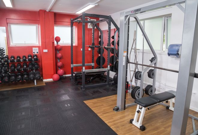 Warrington Fitness Suite picture