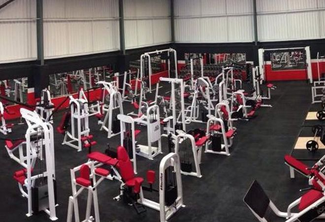 Unit 7 Gym picture
