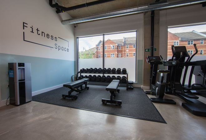 Fitness Space Surrey Quays picture