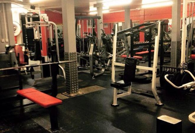 Claymore Gym picture