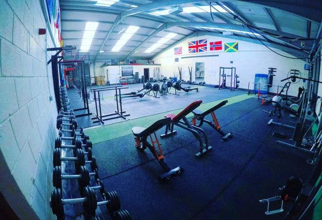 BodyTorque Gym picture