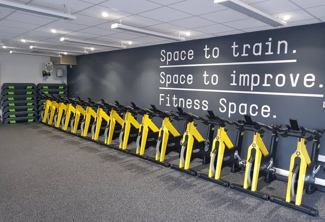 THE FITNESS SPACE HIGHAMS PARK picture