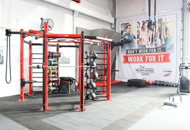 THE WORKHOUSE GYM picture