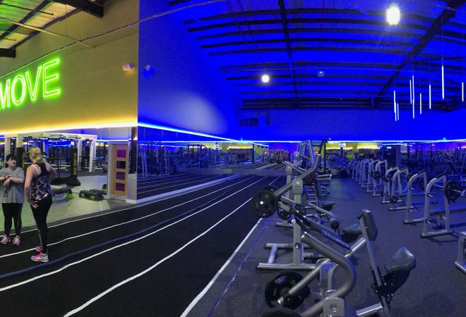 Gymworks (Fulwood) picture