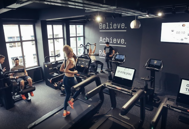 FITNESS SPACE CARDIFF picture