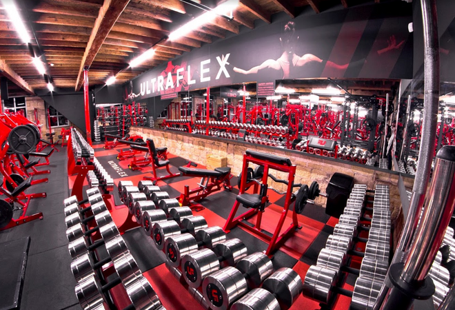 Ultra Flex Gym Leeds picture