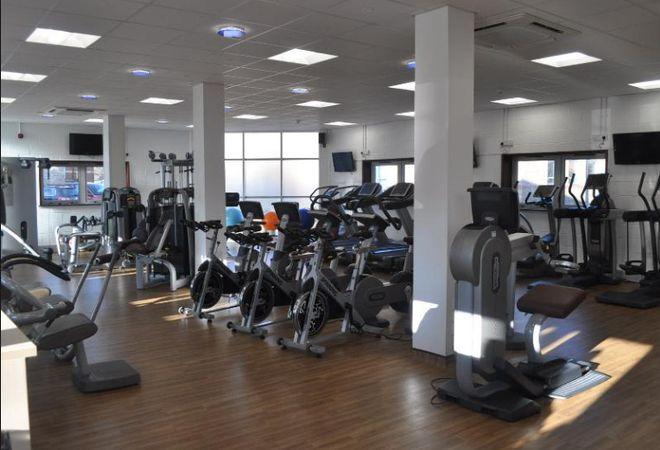 Carre's Grammar School Fitness Suite