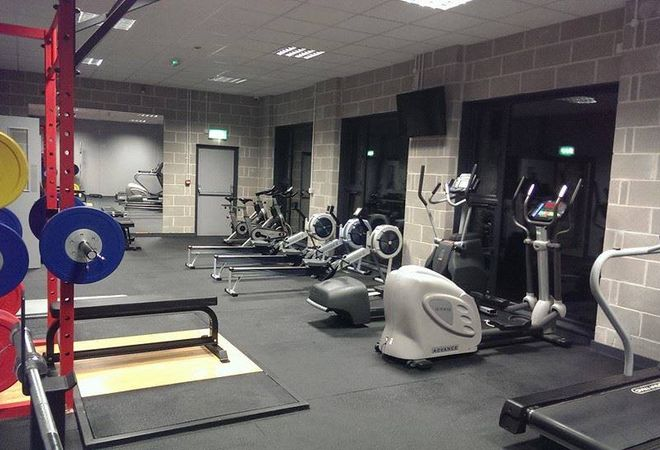 Gym 10 at Colin Glen Leisure picture