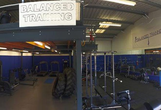 Balanced Training picture