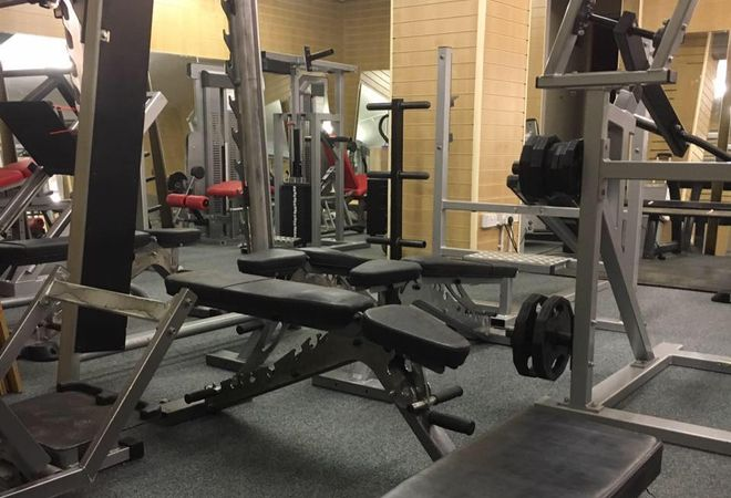 Olympia Muscle & Fitness Centre