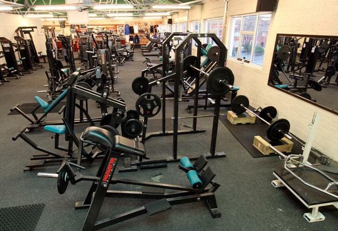 Men at Work Fitness Centre