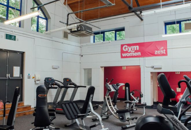 Zest Centre Women's only gym