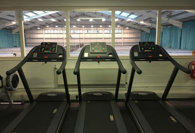The Deanes Sports Centre