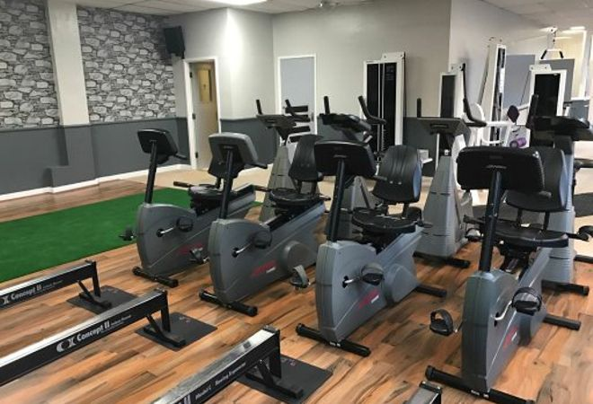 Ladies Fitness Studio
