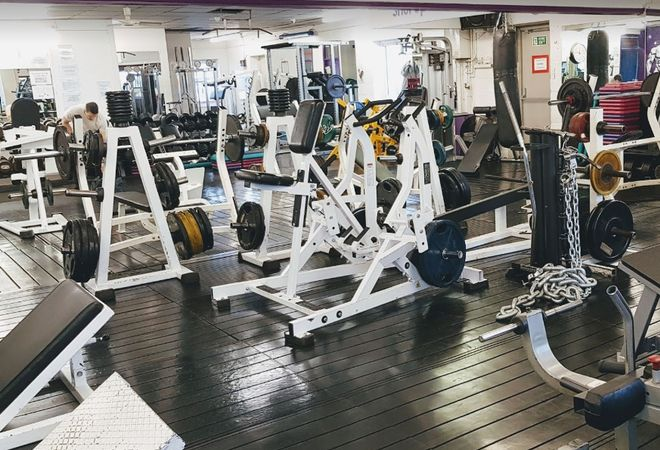 Stones Gym & Fitness Centre