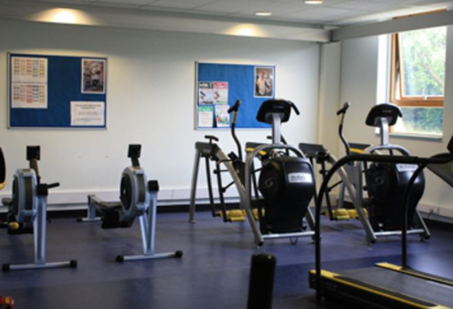 The Peter Harrison Fitness Suite picture