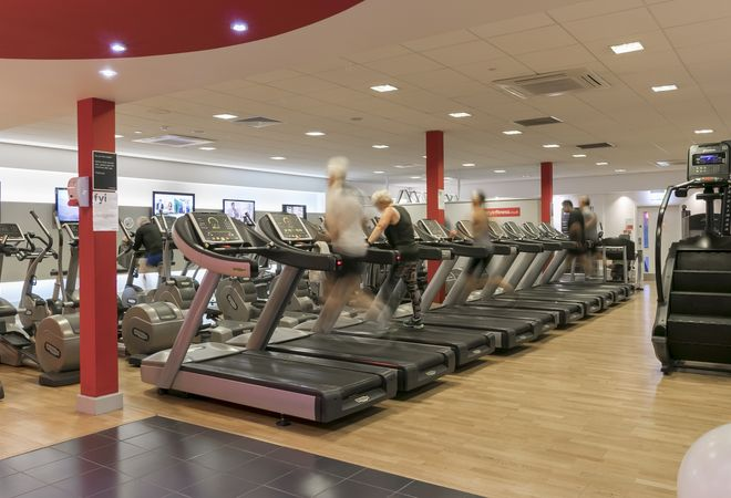 Lightwater Leisure Centre picture
