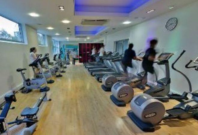 Cardio Area at John Carroll Leisure Centre Nottingham