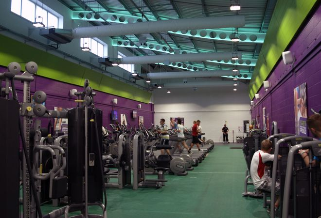 Failsworth Sports Centre picture