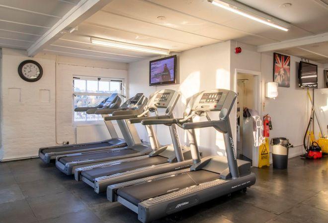 Old Ironworks Gym